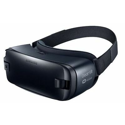 Samsung Gear VR 2 Oculus Virtual Reality Headset 2016 SM-R323 Blue / Black USB-C