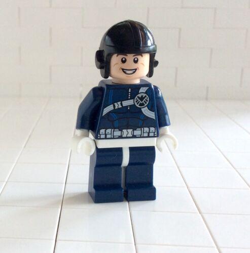 y15 # Lego 973pb2166 Figur Minifig SHIELD AGENT 76036