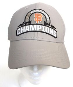 d667d0f0f34 New San Francisco Giants Hat World Series 2004 Champions Nike ...