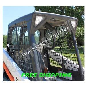bobcat led front work head lights a220 a300 s175 s185 s250. Black Bedroom Furniture Sets. Home Design Ideas