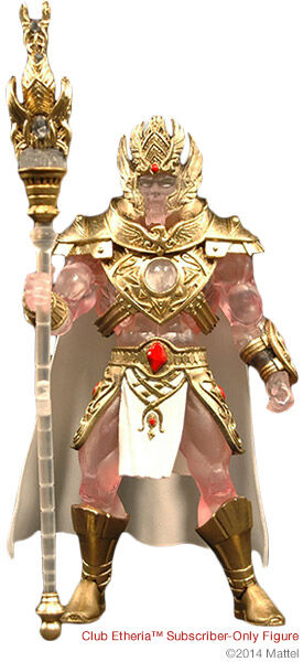 Motu Masters Of The Universe Club Etheria 2014 Light Hope Exclusive