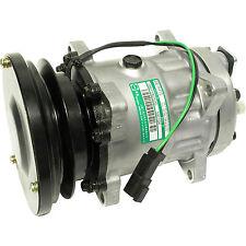 Sanden Style 4468, SD7H15HD Cat 1011759, 3E1906, 3E1907  24V NEW AC Compressor