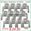 Kimberly-Clark-770301-Paper-Towel-and-Toilet-Tissue-Dispenser-Key-12-pk thumbnail 1