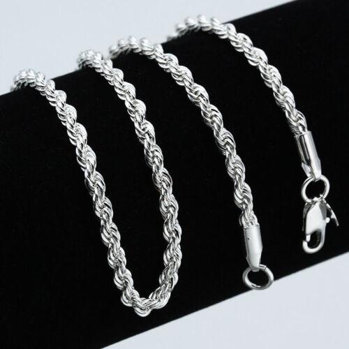 Halskette 925 Silberkette Panzerkette Ankerkette Erbskette Schlangenkette Kette!