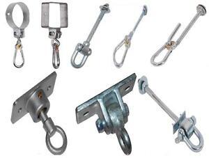 Schaukelhaken-M10-M12-Schaukelschellen-fur-Rundholz-Kantholz-Vierkant-Karabiner