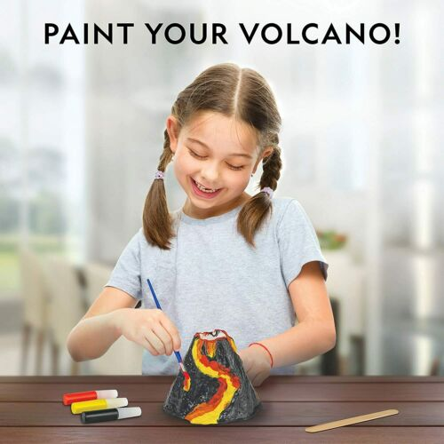 Erupting Science for... NATIONAL GEOGRAPHIC Ultimate Volcano Kit