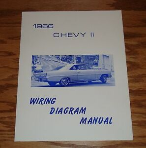 image is loading 1966-chevrolet-chevy-ii-nova-wiring-diagram-manual-