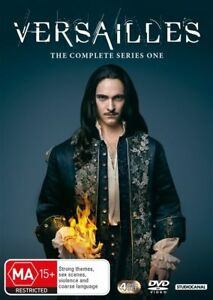Versailles Season 1 DVD 2016 3-Disc Set Brand New & Sealed