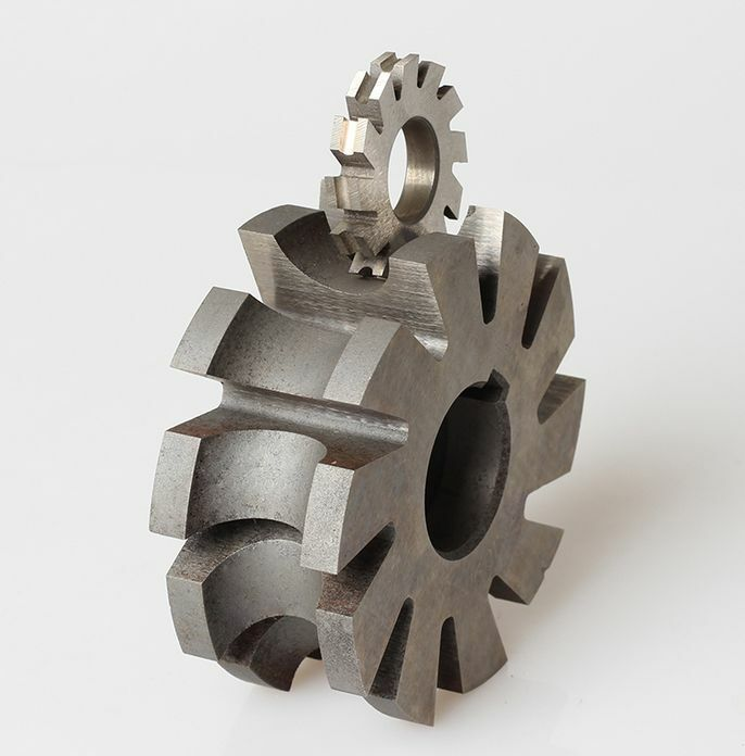 R1 - R20 CIRCLE METRIC CONCAVE MILLING CUTTER 16 - 32MM BORE - SELECT SIZE