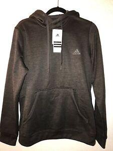 dbf0b8646d36 NWT New Adidas Original 3 Stripes Winter Fleece Pullover Hoodie ...