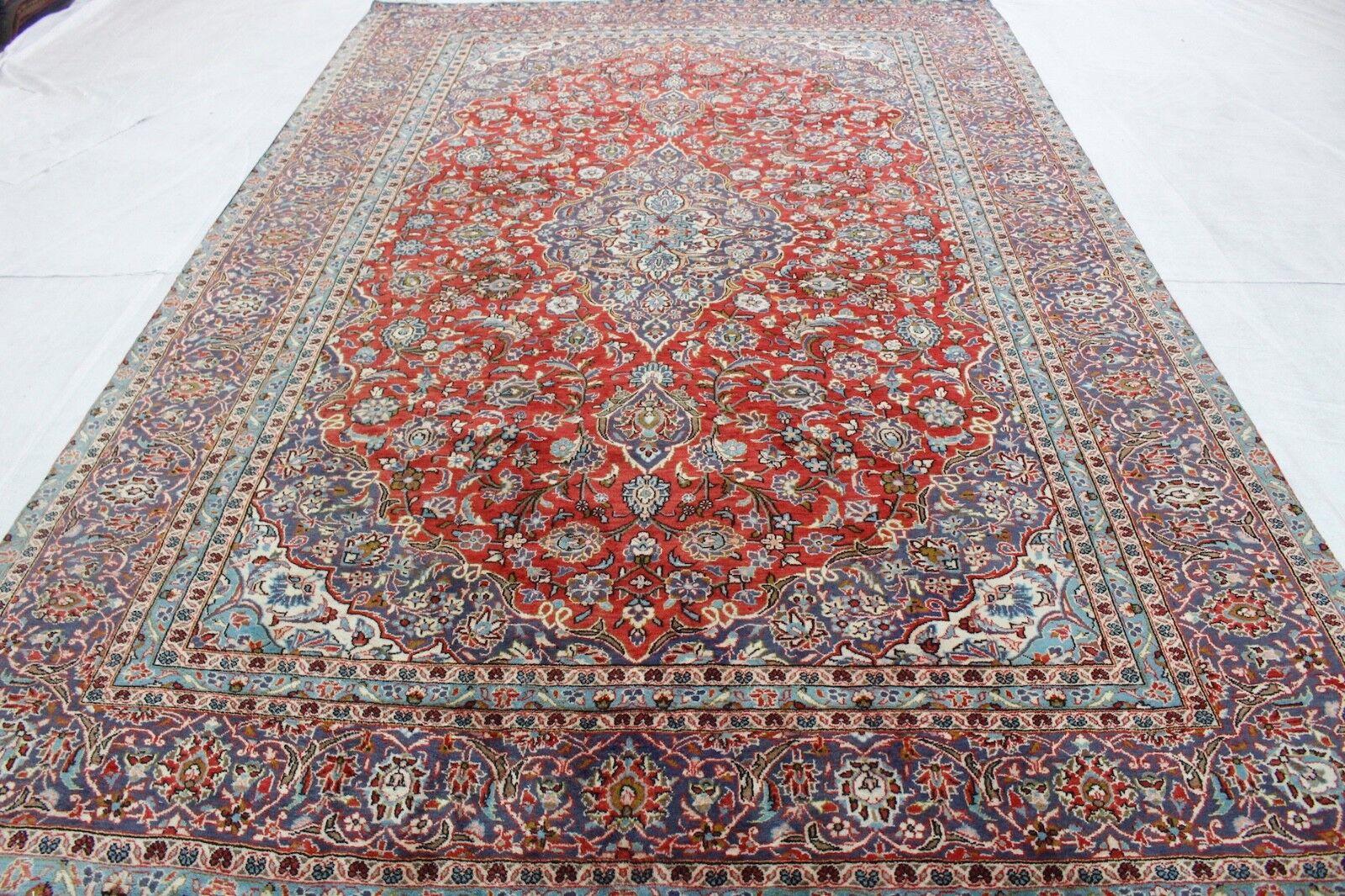 Subalmacén de venta alfombra persa keschan clásico 360x240 hecha Carpet KL 3912