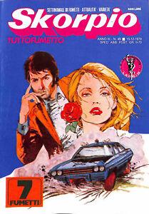 677-SKORPIO-ed-Eura-1979-n-49-stato-Ottimo