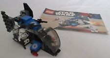 LEGO  #7667 Star Wars Imperial Dropship, 81 pieces ages 6-12 (No box)