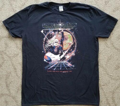 Ric Flair Space Mountain T Shirt XL WWF WWE The Na