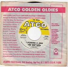 The Bee Gees-I Started A Joke (VG+)