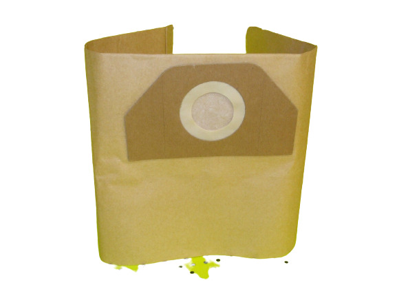Kärcher Papierfilterbeutel 5 Stück für WD 3 Serie