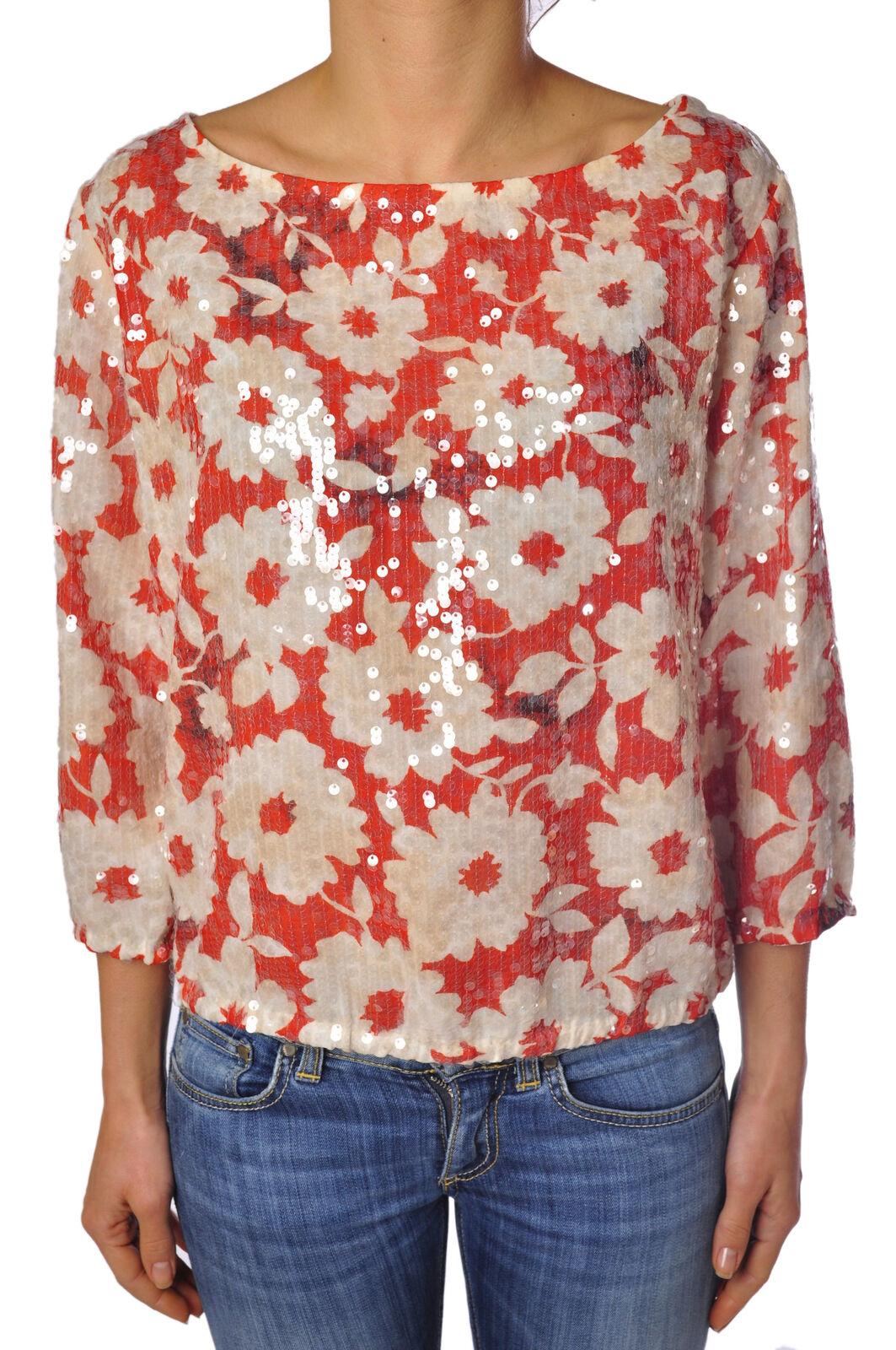 Twin Set - Shirts-Blouses - woman - rot - 749317C184206
