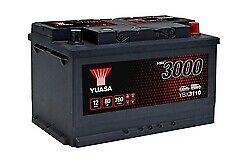 Yuasa YBX3110 Standard Battery