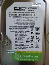 Western Digital WD5000AVVS-63M8B0 | DCM: HBNNHT2AEN | 04 FEB 2010 | 500 GB