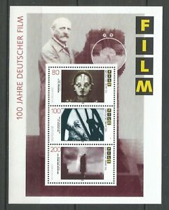 ALLEMAGNE-Bloc-Feuillet-n-32-neuf-Luxe-1995-MNH