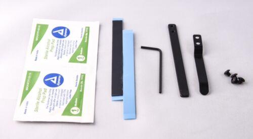 CZ SEMI AUTO CLIPDRAW All Models Belt Clip IWB SA-B Black Conceal Carry Holster