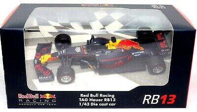 Red Bull Racing Tag Heuer Rb13 1/43 Diecast F1 Car Vendita Calda Di Prodotti