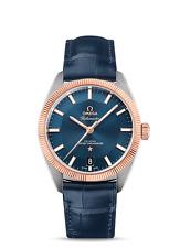 New Omega Constellation Globemaster Automatic Mens Watch 130.23.39.21.03.001