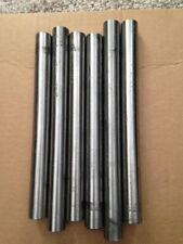 "13/16 Dia Titanium rods 6al-4v round bar 8-10"" long TI Gr.5rod grade5 stock 6pcs"