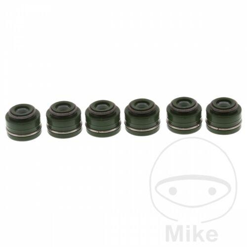 Athena Valve Stem Seal Kit x6 7342685 Honda VT 1100 C2 Shadow ACE 1999-2000