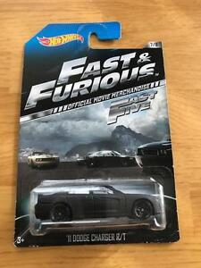 Fast And Furious Cars For Sale >> FAST & FURIOUS 11 DODGE CHARGER R/T ERROR CAR, HOT WHEELS ...