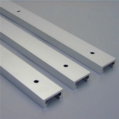 Aluminiumlegierung T-Ketten Slot Gehrung Kettensäge Gehrung Tragbar Langlebig