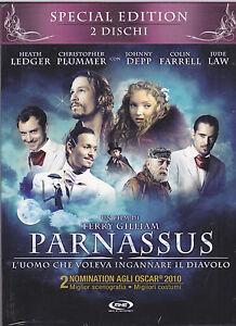 2-dvd-PARNASSUS-ediz-speciale-con-J-Depp-C-Farrell-J-Law-H-Ledger-nuovo-2009
