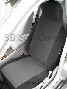 Marvelous Details About Citroen C1 Car Seat Covers Oem Anthracite Grey Cloth Fabric Theyellowbook Wood Chair Design Ideas Theyellowbookinfo