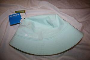 7f2594d46a3bed NWT COLUMBIA W SILVER RIDGE BUCKET II CAP HAT WOMENS GREEN~S/M ...