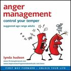 Anger Management: Control Your Temper by Lynda Hudson (CD-Audio, 2014)