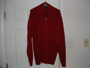 Pre-Owned-Men-s-I-N-C-International-Concepts-Pullover-Shirt-Size-XXL