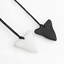 thumbnail 4 - YWLI Chew Necklace, Shark Tooth Necklace 2PCS, Chewing Necklace for Baby Boys