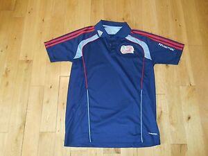 Adidas NEW ENGLAND REVOLUTION MLS Soccer Jersey Kit Polo Mens Small ... a7654fb60