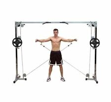 Powerline PCCO90X Cable Crossover Machine WITH GCA2 Pullup Attachment