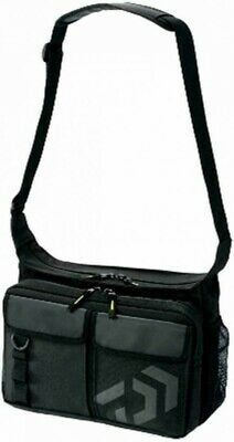 Black JAPAN  Daiwa Tackle Bag Shoulder Bag C