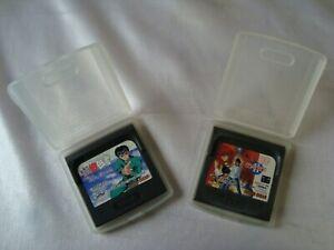 SEGA Game Gear Yu Yu Hakusho 1 2 Cartridge Set GG Japan