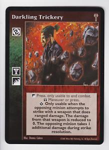 Chameleon/'s Colors x4 VTES V:TES Combat Legacies of Blood