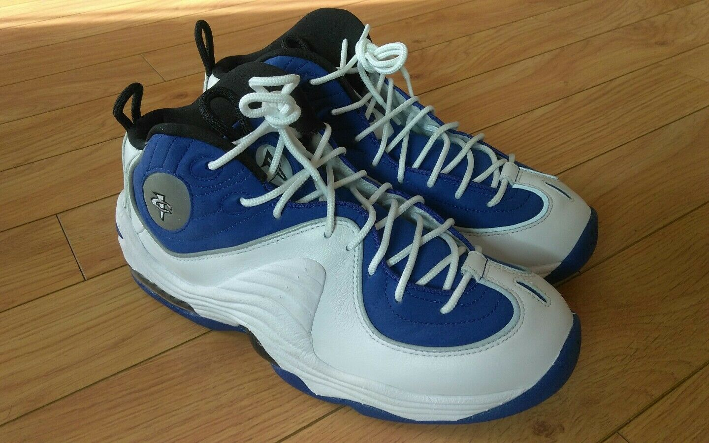 best-selling model of the brand Nike Air Penny 2 Retro Men's Comfortable