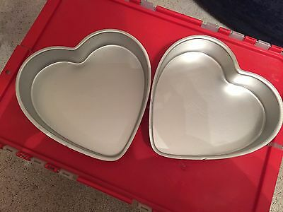 Wilton Mini Heart Cake Pan Recipes