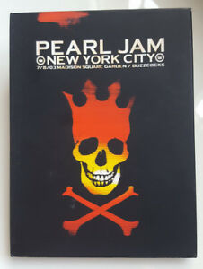 Image result for pearl jam live at the garden riot act skull