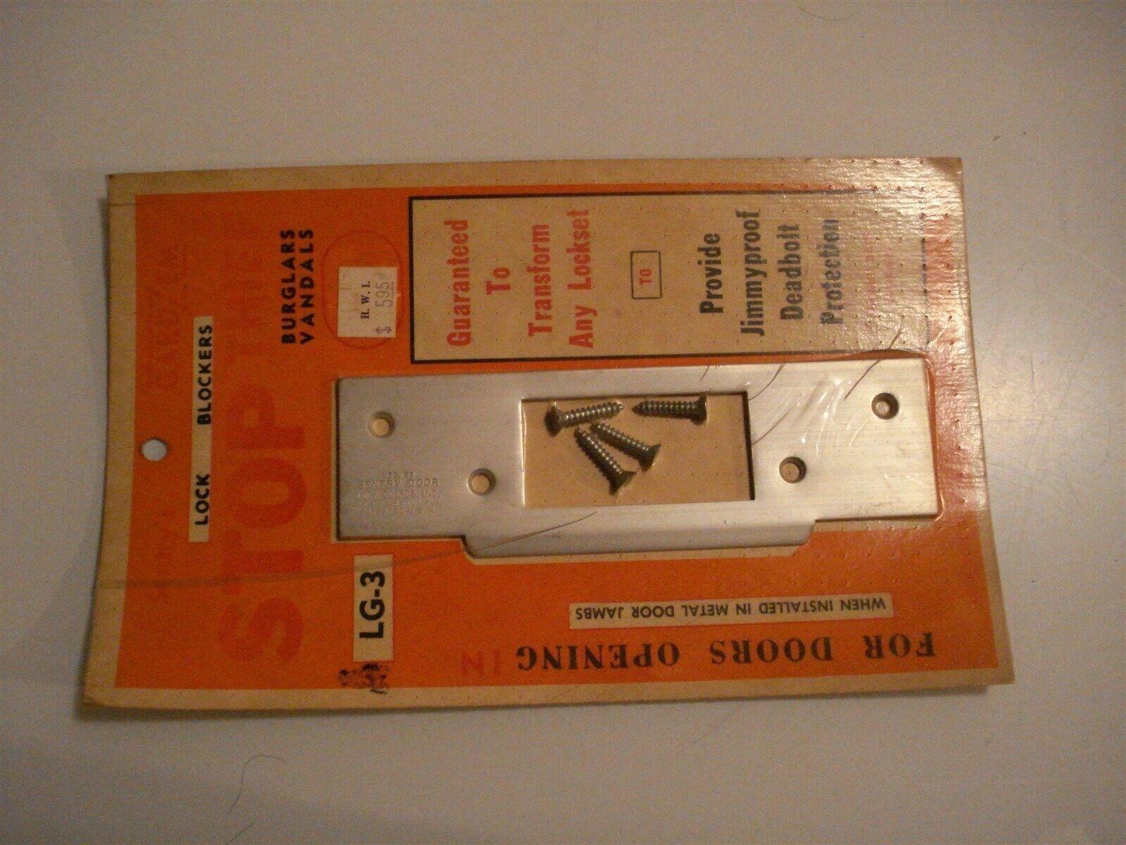 Lock Guard 2531. Lock Blocker