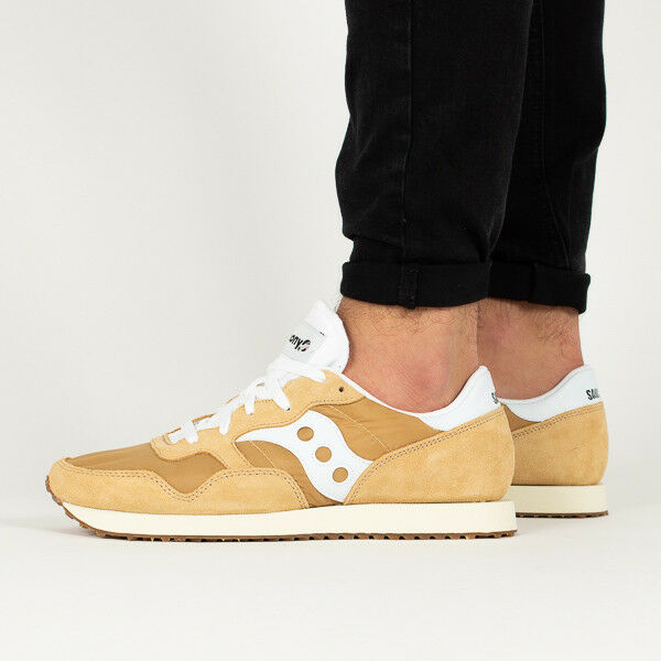 SCARPE UOMO SNEAKERS SAUCONY DXN TRAINER VINTAGE [S70369 34]