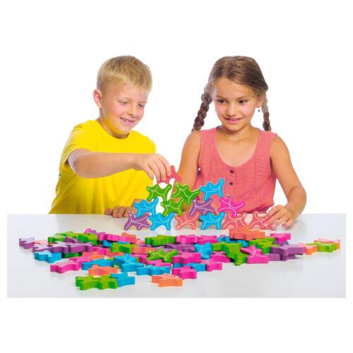 """80 Stück Stapel Spiel Kinder Koordination Stapelspiel /""""/""""Die Stapelgeister/""""/"""""""