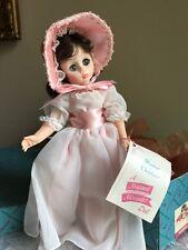 "Beautiful Condition Madame Alexander Pinkie 12"" Doll With Box Sleepy Eyes"