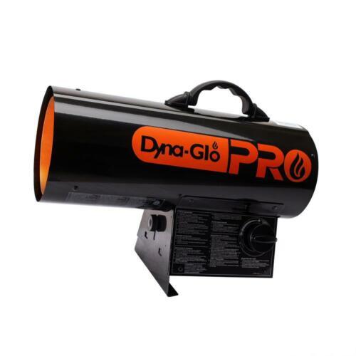 Dyna-Glo Pro Propane Heater 60,000 BTU 3-Heat Settings Forced Air Portable